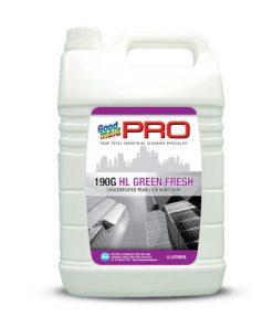 Nước rửa tay diệt khuẩn Green Fresh GMP 190HL