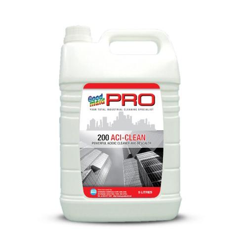 Hóa chất tẩy rửa gốc acid 200 Aci Clean GMP