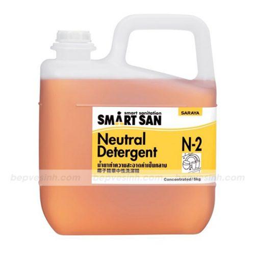 Dung dịch trung tính Neutral Detergent N2