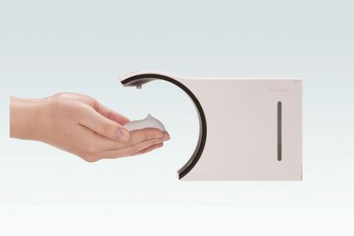 Thiết bị bơm xà phòng cảm ứng Elecfoam