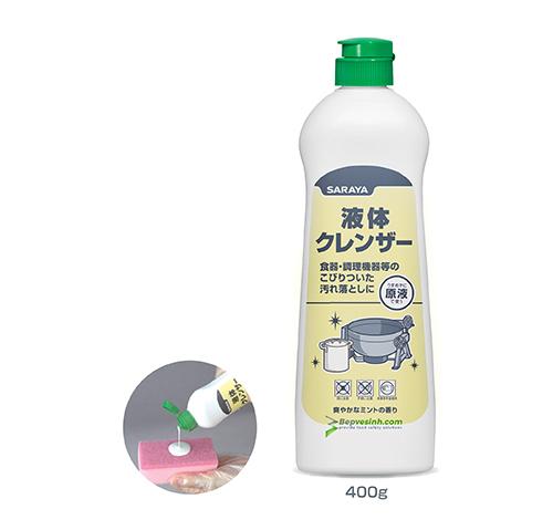 Liquid Cleaner 400g Bepvesinh 1