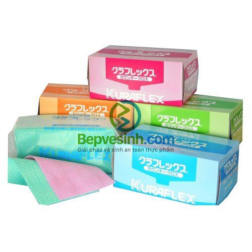 Khăn Không Dệt Kuraflex Counter Cloth ZNA-513-100PW