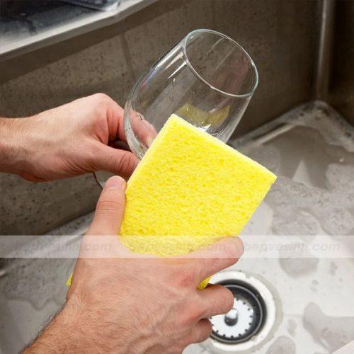 Miếng chùi rửa 2 mặt không trầy Scotch-Brite Light Duty 63