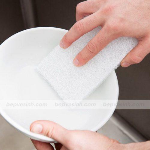 Miếng cọ rửa chuyên dụng cho bề mặt dễ trầy Scotch-Brite™ Light Duty Scrubbing Pad 9030