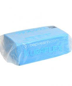 Khăn Không Dệt Kuraflex Counter Cloth ZNA-513-100PW, Màu Xanh