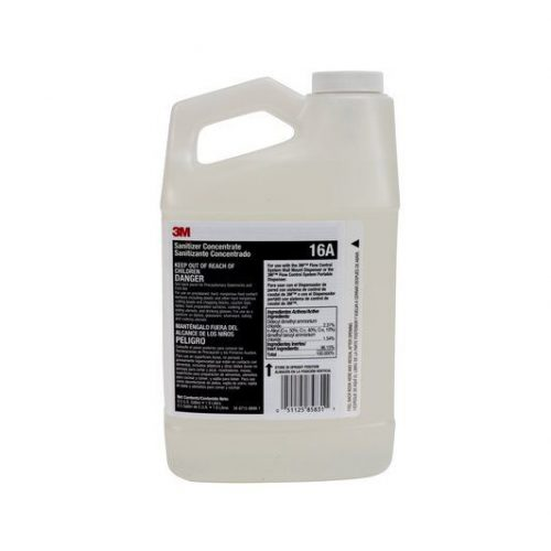 3m sanitizer concenterate 16a
