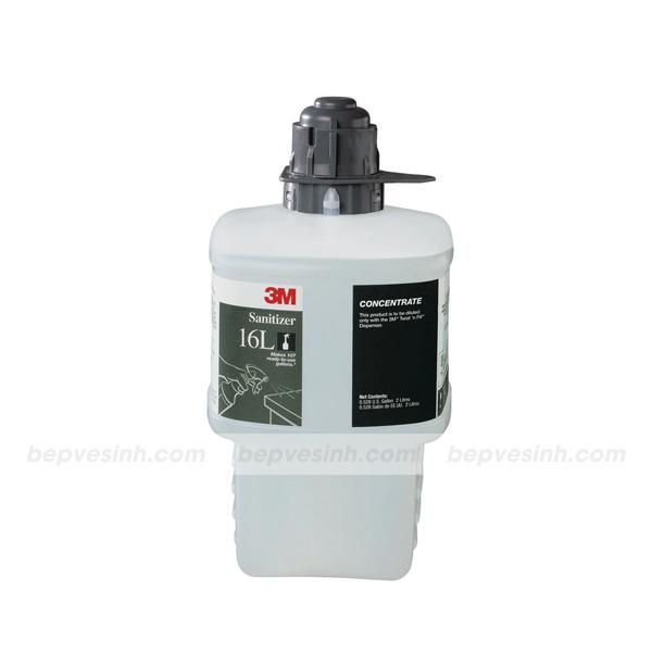 Dung dịch diệt khuẩn 3M Sanitizer Concentrate 16A và 16L