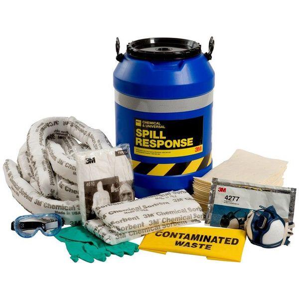 Bộ Ứng Cứu Sự Cố 3M™ Chemical Spill Response Kit-CSRK-35