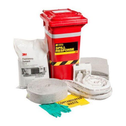 Bộ Ứng Cứu Sự Cố 3M™ General Purpose Sorbent Spill Kit-MSRK-130