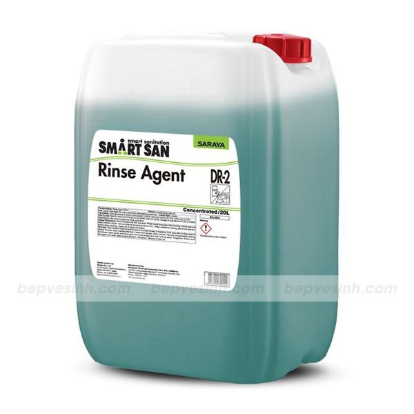 Nước rửa chén dùng cho máy Rinse Agent DR-2