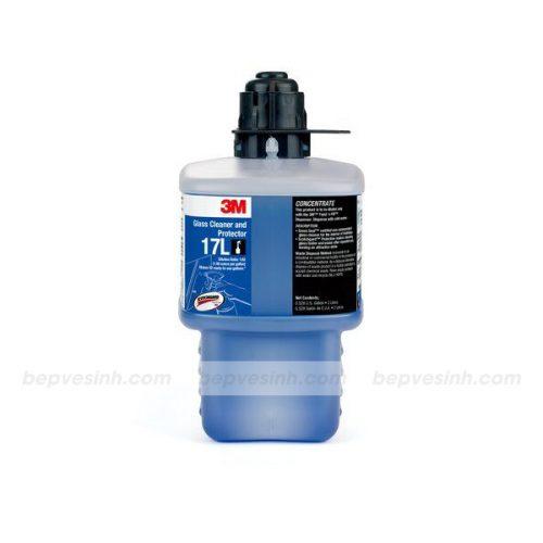 Dung Dịch Làm Sạch Kính 3M 17L - 3M Glass Cleaner & Protector Concentrate 17L