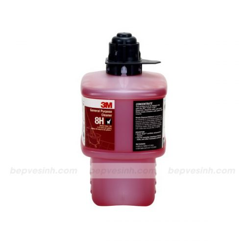 Dung Dịch Tẩy Sàn Đa Năng 3M 8H - 3M General Purpose Cleaner Concentrate 8H