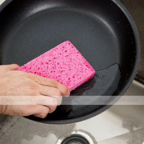 Miếng chùi rửa bọt biển Scotch-Brite Sponge A21