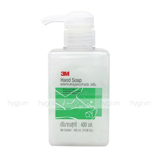Nước Rửa Tay 3M Hand Soap 400ml